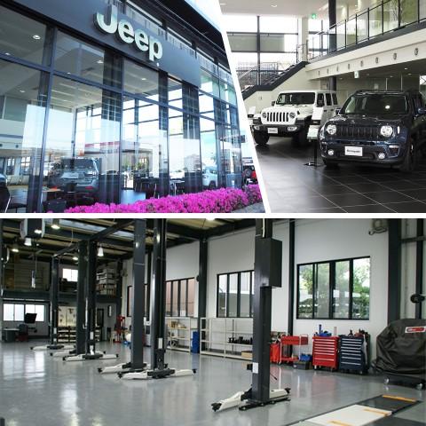 会社名非公開/Jeep正規ディーラーでの2級自動車整備士