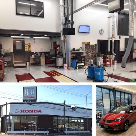 会社名非公開/健康経営優良法人認定Honda正規ディーラーでの自動車整備士