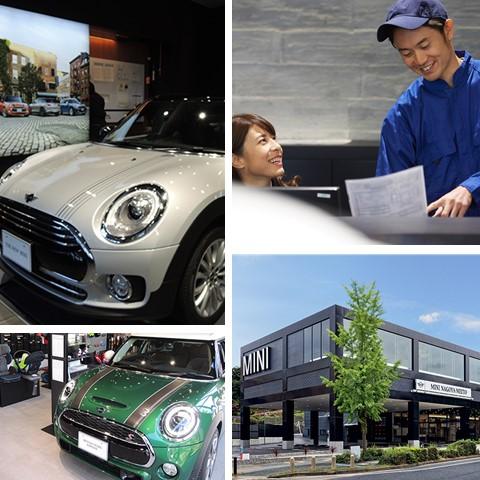 会社名非公開/MINI正規ディーラー|正社員のサービスフロント|整備士経験者