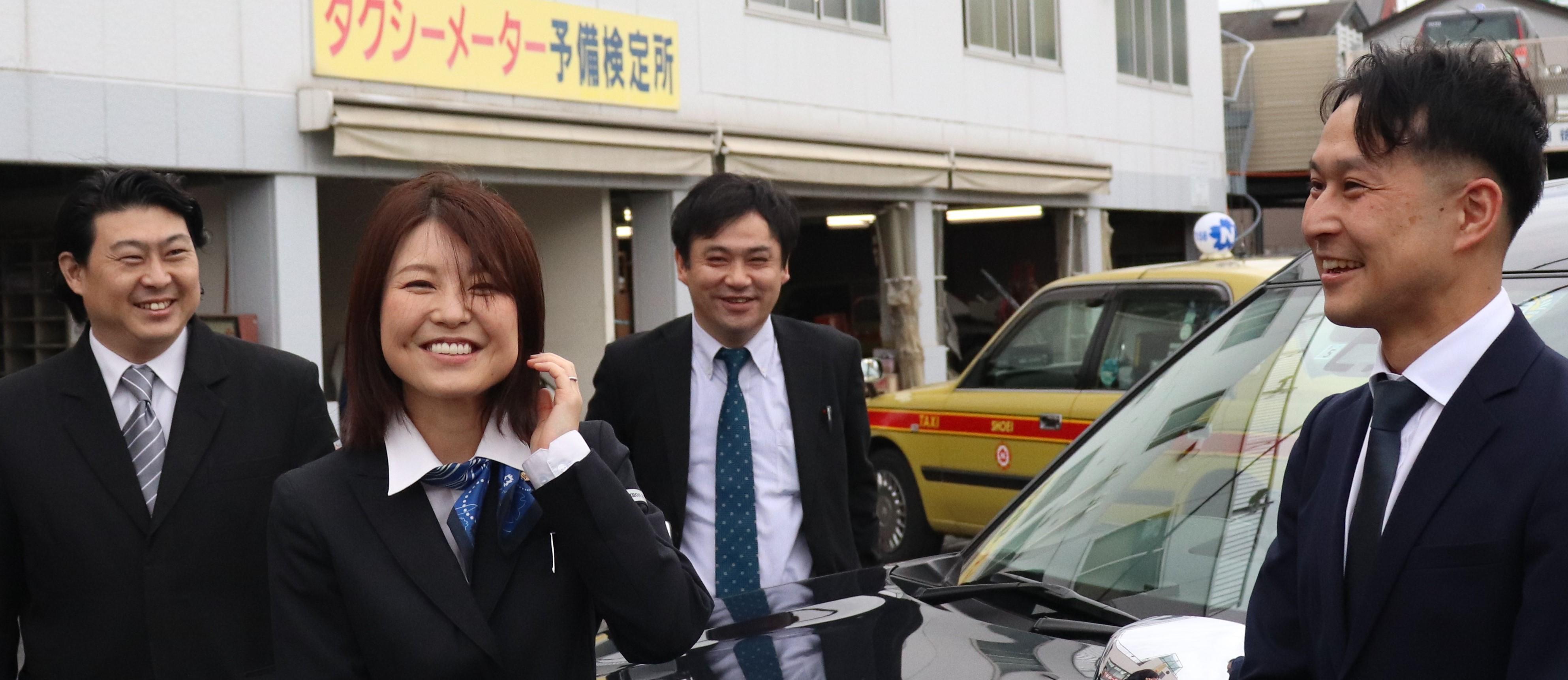 昭栄自動車株式会社/タクシー運転手/普通免許があれば未経験でもOK*ノルマなしの働きやすい環境