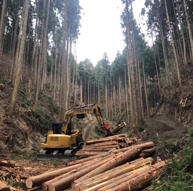 有限会社鈴木木材/★未経験OK!★【雄大な大自然の中で働けます!】林業機械オペレーター